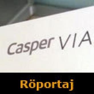 Casper Akıllı Telefonda da İddialı