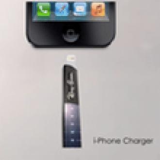 iPhone Şarj Gözlüğü Hazır!