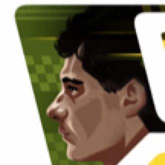 Google'dan Ayrton Senna'nın 54. Doğum Günü Doodle'ı