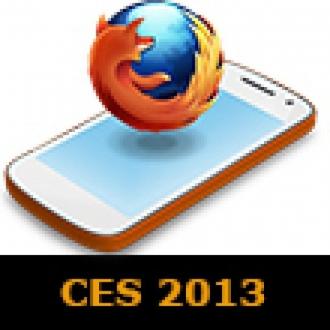 Firefox OS, CES 2013'te Görücüye Çıktı