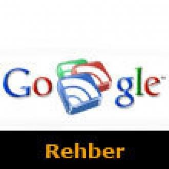 Google Reader Nasıl Yedeklenir?