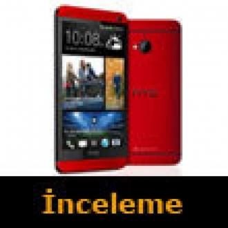 Kırmızı HTC One Video İnceleme