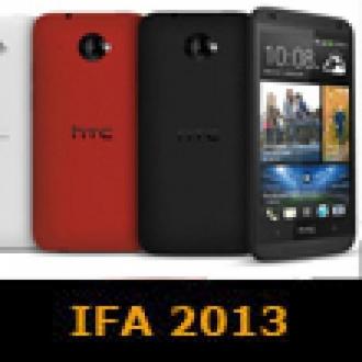 HTC, Desire 601 ve 300'ü Duyurdu