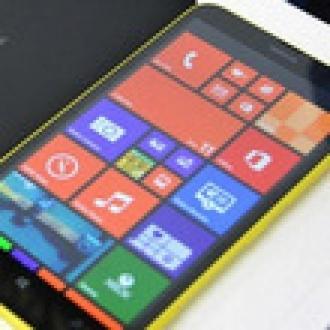 Küçük Dev Nokia Lumia 1320
