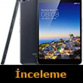 Huawei MediaPad X1 İnceleme