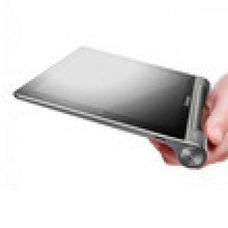 18 Saat Pil Ömrü ile Lenovo Yoga Tablet