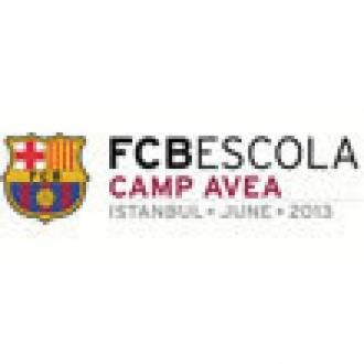 FCBEscola Camp Avea 2013 Kampı Yaklaşıyor