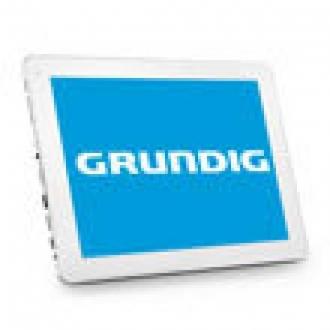 Grundig'den Tablet Bombardımanı
