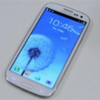 Galaxy S3'te Ekran Görüntüsü Alma