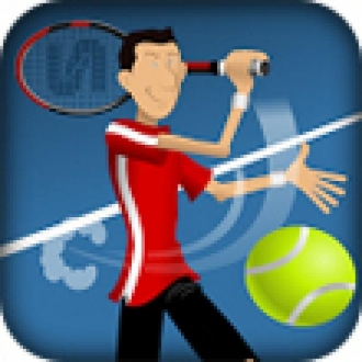 Android Oyunu: Stick Tennis