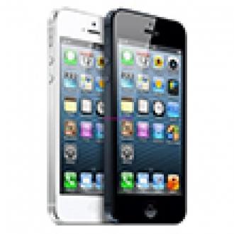 Altın Renkli iPhone 5S Görselleri