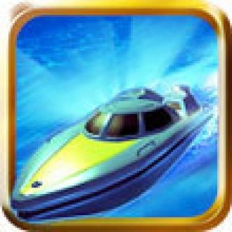 Android Oyunu: Turbo River Racing Free