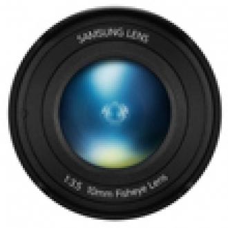 Samsung, NX Ailesi için Balıkgözü Lensi Tanıttı