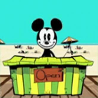 Where's My Mickey? Geliyor