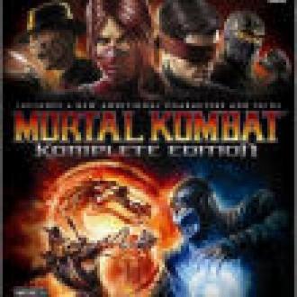 Mortal Kombat: Komplete Edition Çıktı
