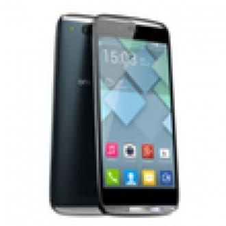 Alcatel One Touch Idol Tanıtılıyor