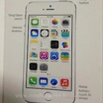 iPhone 5S'te ID Sensör Kesinleşti!