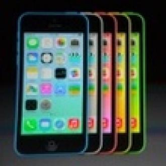 iPhone 5C'nin Ön Siparişleri Başladı
