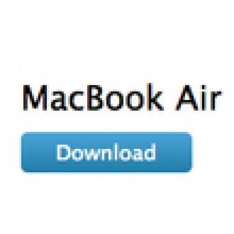 MacBook Air'e Güncelleme Geldi