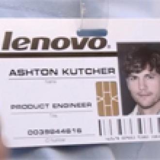 Ashton Kutcher'lı İlk Yoga Reklamı