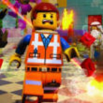 LEGO Movie The Videogame'den Görseller