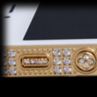 Altın ve Elmas Kaplı iPhone 5!