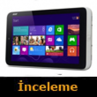 Acer Iconia W3 Video İnceleme