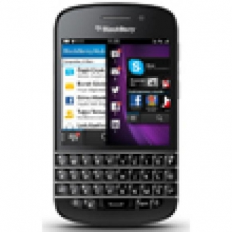 BlackBerry Q10 Türkiye'de!