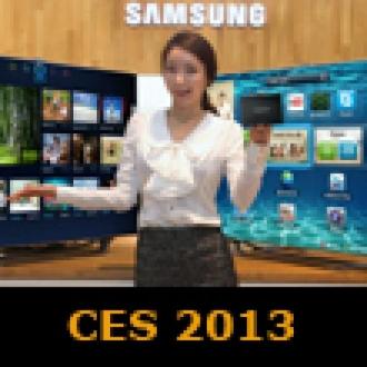 Samsung Geliştirme Kiti, CES 2013'te