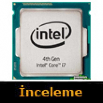 Intel Core i7-4770K Video İnceleme