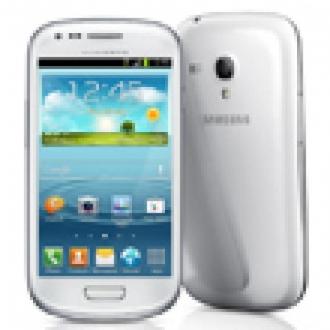 Galaxy S3 Mini Ön Sipariş'e Açıldı