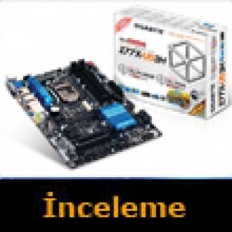 Gigabyte Z77X-UD3H Video İnceleme