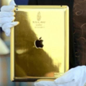Burj Al Arab'ta Altın iPad Dönemi!