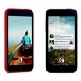 HTC First, Satışlarıyla Hayal Kırıklığı Yarattı