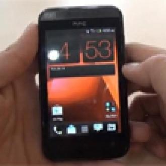 HTC Desire 200 Ortaya Çıktı