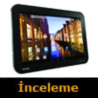 Toshiba Excite AT10 Video İnceleme