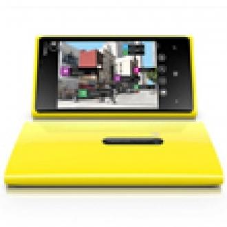 Lumia'lara WP8 Güncellemesi Geldi