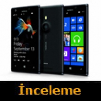 Nokia Lumia 925 Video İnceleme