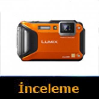 Panasonic Lumix FT5 Ön İnceleme