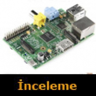 Raspberry Pi Type B Video İnceleme