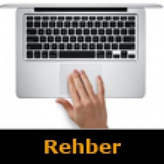 Mac OS X'teki TouchPad Kısayolları