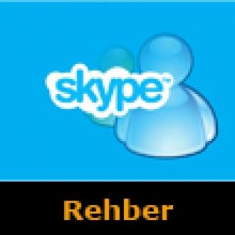 Skype Üzerinden Messenger Kullanmak