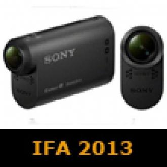 Sony Action Cam'i Berlin'de Kullandık