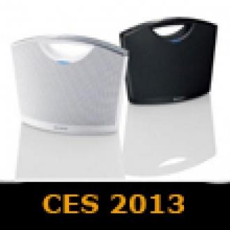 Sony'den NFC ve Bluetooth Destekli Hoparlör