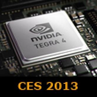 Nvidia Standında, Tegra 4'ü Kullandık