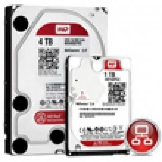 WD'den NAS İçin Özel 2.5 İnçlik Sabit Disk