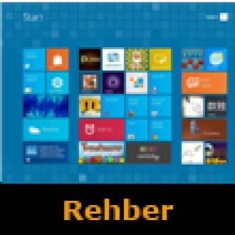 Windows 8 Tabletlerde Uygulama Deneyimi