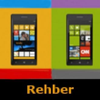 Windows Phone'u Özelleştiriyoruz