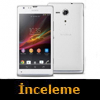 Sony Xperia SP Video İnceleme