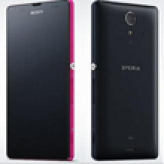 Sony Xperia UL, Resmen Duyuruldu